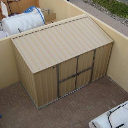 Villa ... & Storage Sheds - Dependable Steel
